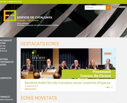 ECREE - Edificis de Catalunya
