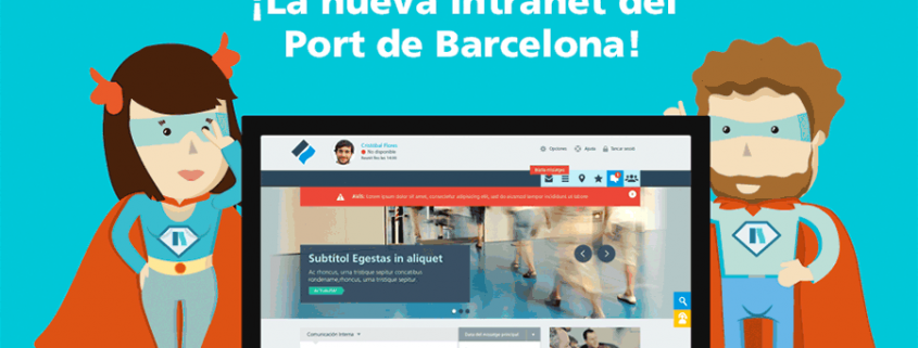 Intranet Port de Barcelona