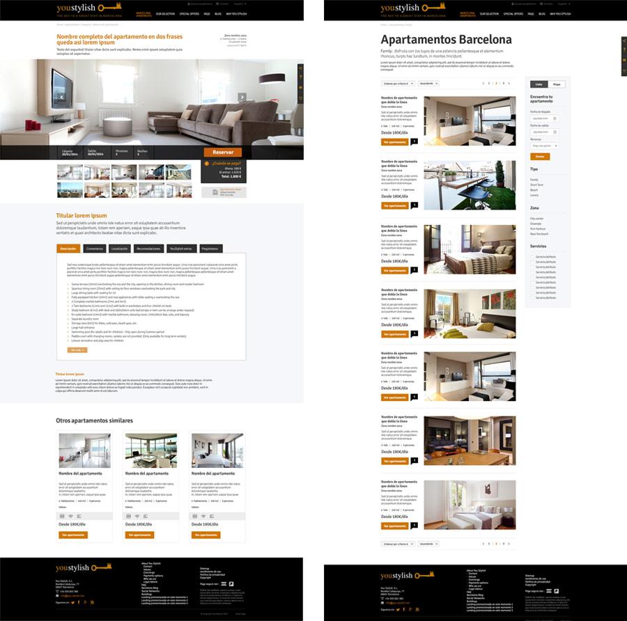 You-stylish Apartments Barcelona